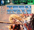 Teen Titans: El origen de Wonder Girl