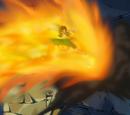 Atak Szponem Płomienistego Smoka