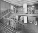 Second Class Staircase