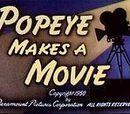 Popeye Makes a Movie