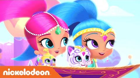 Shimmer and Shine Official Theme Song Nick Jr.