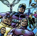 Guardians of the Galaxy (Earth-9997) Universe X Vol 1 9.jpg