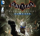 Batman: Arkham Knight - Genesis Vol 1