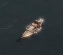 Enemy Warship (Raider)