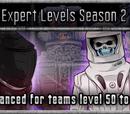 Expert Levels Season 2