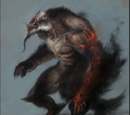 Werebeast Lord Physiology