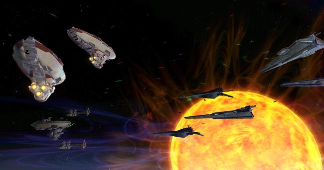 Maelstrom Battle