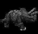 Jurassic Park Triceratops (Sam & Tyranachu)