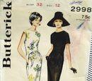 Butterick 2998