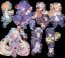 Sweet Beach Characters