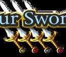 The Legend of Zelda: Four Swords