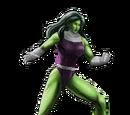 Baroness of Arcadia She-Hulk/Josh27