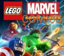 Custom:LEGO Marvel Comics