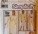 Simplicity 7880 B