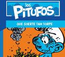 Los Pitufos: Que Suerte tan Torpe (Spanish DVD release)