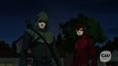 Arrow y Flash visitan a Mari.png
