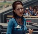 Sarah (Mosasaurus Announcer)