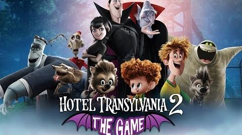 Hotel Transylvania 2 The Game