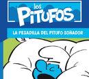 Los Pitufos: La pesadilla del Pitufo Soñador (Spanish DVD release)