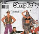 Simplicity 9892 B