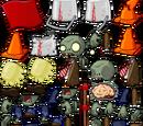 Lampshade Zombie