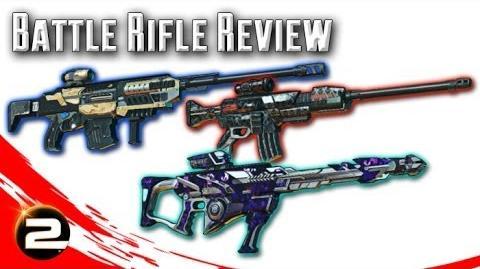Battle Rifle Review (AMR-66, Eidolon, Warden) by Wrel (2014.01.03)