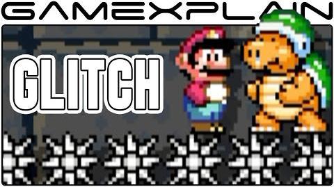Glitch de invencibilidad (Super Mario Maker)