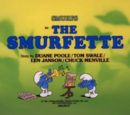 The Smurfette story arc