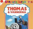 Thomas and the Guard (Swedish VHS)