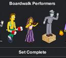 Boardwalk Performers
