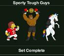 Sporty Tough Guys