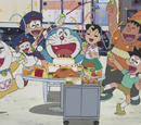 Nobita Express and the Mystery of the Train Hunter