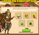Around The World Gift Pack