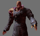 Resident Evil 3: Nemesis Enemy Images