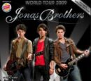 Jonas Brothers World Tour 2009