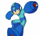 Rockman Complete Works Character Images