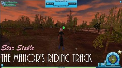 (Star Stable) The Manor's Riding Track