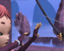 Ulrich Nearly Hits Aelita.png