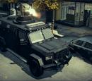 SWAT Van Turret