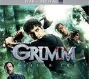 Grimm: Segunda temporada