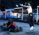 Kart jump