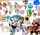 Cartoon Network/Hub/Nicktoons