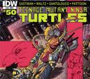 Teenage Mutant Ninja Turtles issue 50 (IDW)