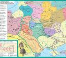Держави - передвісниці України