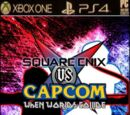 Square-Enix vs. Capcom: When Worlds Collide