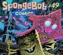 SpongeBob Comics No. 49