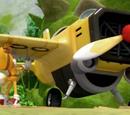 Avião de Tails