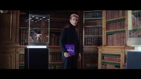 The search is on! — New Cadbury Milk Tray TV ad 30 Seconds