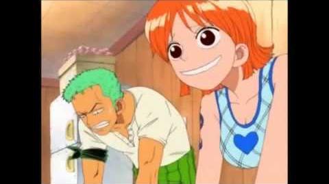 Auch die kleine Abiz aus One Piece wird von Beate vertont