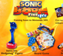 Blazing Flare/Sonic Boom: Fire and Ice Promotion at Carls Jr. and Hardee's